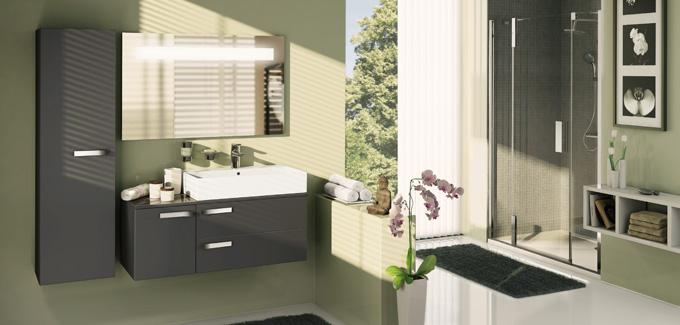 Mobilier de salle de bains c ramiques strada ideal for Creer son meuble de salle de bain