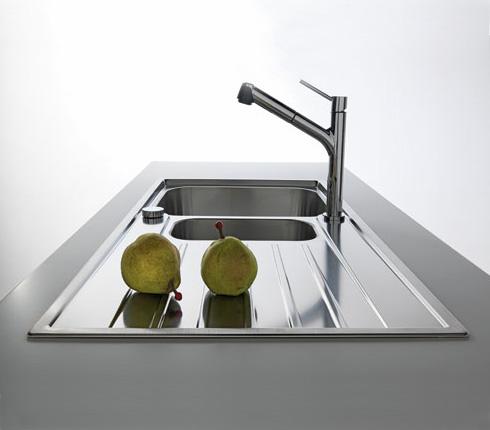 Éviers de cuisine design Franke Slimtop : Planar 8, Aton, Argos ...