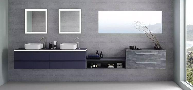 Salle de bains Sanijura Halo