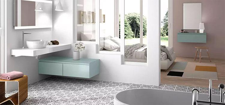 Suite parentale avec salle de bains Plazza de Cedam