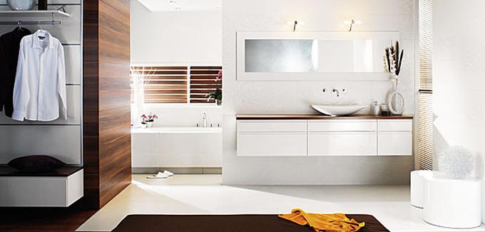 10 salles de bains ouvertes sur chambre originales et for Salle de bain avec chambre