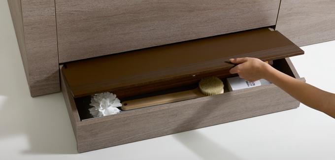 mobilier pratique baignoire rangement blog d co salle de bains. Black Bedroom Furniture Sets. Home Design Ideas