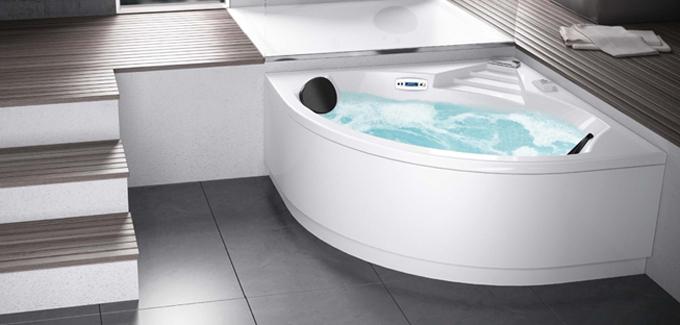 Baignoire baln o tabliers grandform blog d co salle de bains - Habiller sa baignoire ...