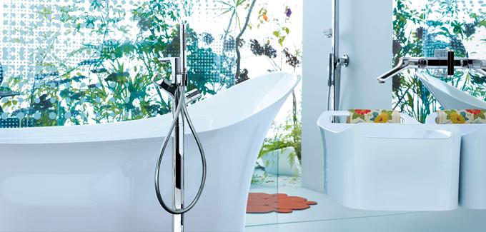 hansgrohe le champion du design d co salle de bains. Black Bedroom Furniture Sets. Home Design Ideas