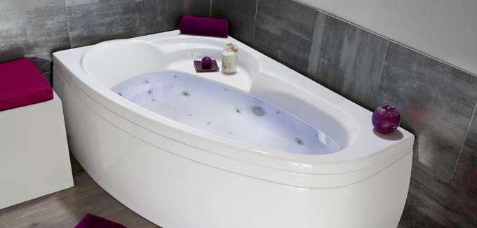 baignoire deux places baignoire baln o deux places. Black Bedroom Furniture Sets. Home Design Ideas
