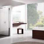 La douche à l'italienne, comme un air de Toscane dans la salle de bains