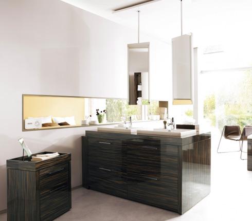 tendance et contemporaine la salle de bains personnalis e par duravit id es d coration. Black Bedroom Furniture Sets. Home Design Ideas
