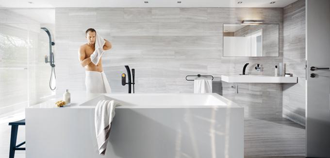 grohe leader de la production durable en ronbinneterie blog d co salle de bains. Black Bedroom Furniture Sets. Home Design Ideas