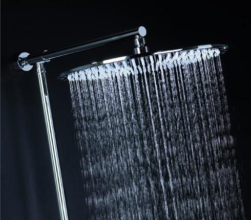colonne de douche pluie colonne de douche baln o jasmina avec 8 micro jets colonne de douche d. Black Bedroom Furniture Sets. Home Design Ideas
