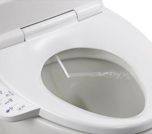 Wc japonais multifonction jacob delafon c3 225 blog d co salle de bains - Wc avec douchette anale ...