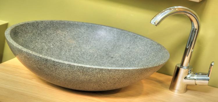 Entretenir votre vasque en pierre