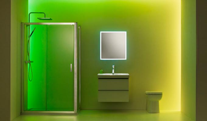 Paroi de douche design vertigo par jacob delafon blog for Configurer une salle de bain