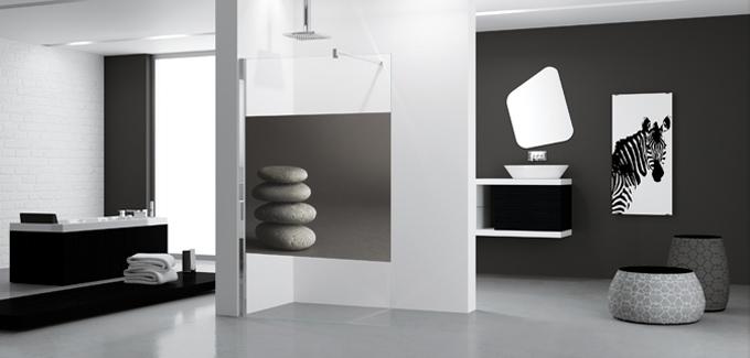 parois de douches personnalisables par novellini blog d co salle de bains. Black Bedroom Furniture Sets. Home Design Ideas