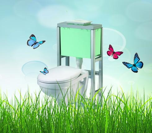 Syst me d 39 a ration de wc toilettes spinair wc blog d co salle de bains - Systeme aeration salle de bain ...