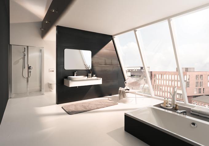 Salle de bains top 12 des meilleurs produits d co - Bagno nel sottotetto ...