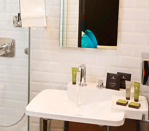 Axor bouroullec salle de bains personalisable d co for Accessoire salle de bain hotel