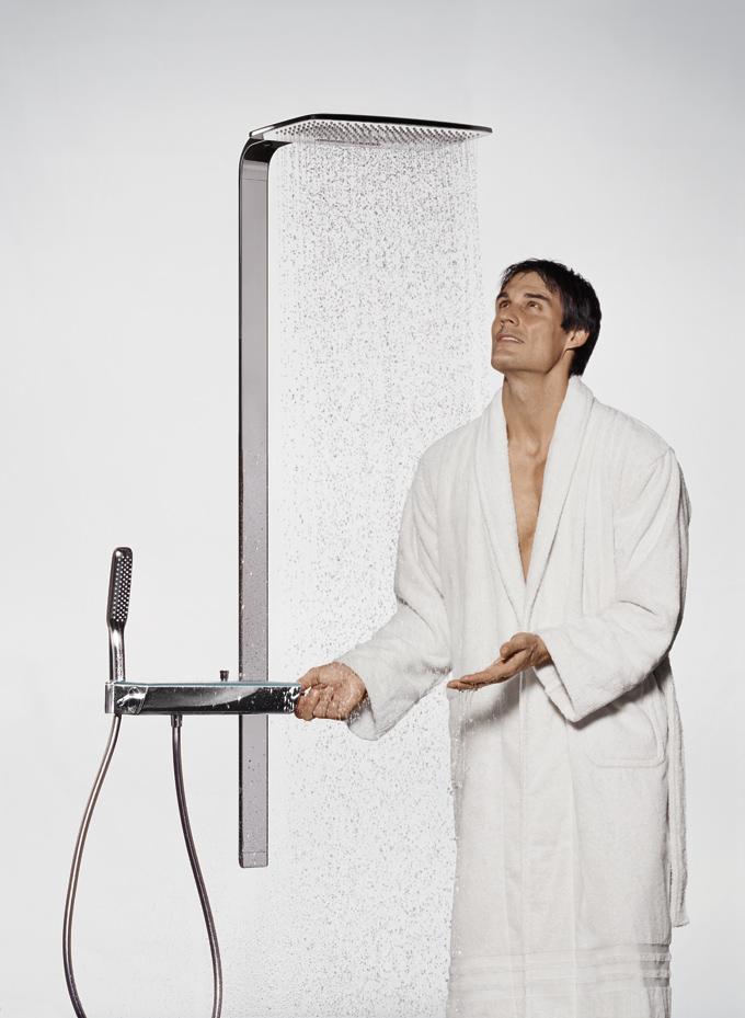 Robinet pour douche Raindance E 420 de Hansgrohe