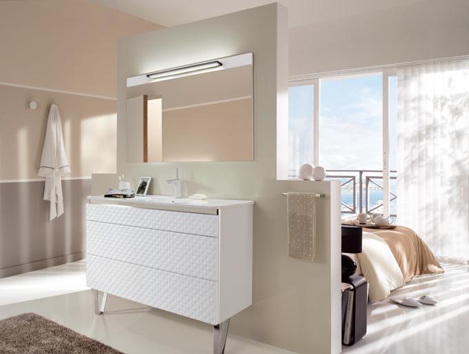 meuble salle de bains compact ceram de lido d co salle de bains. Black Bedroom Furniture Sets. Home Design Ideas