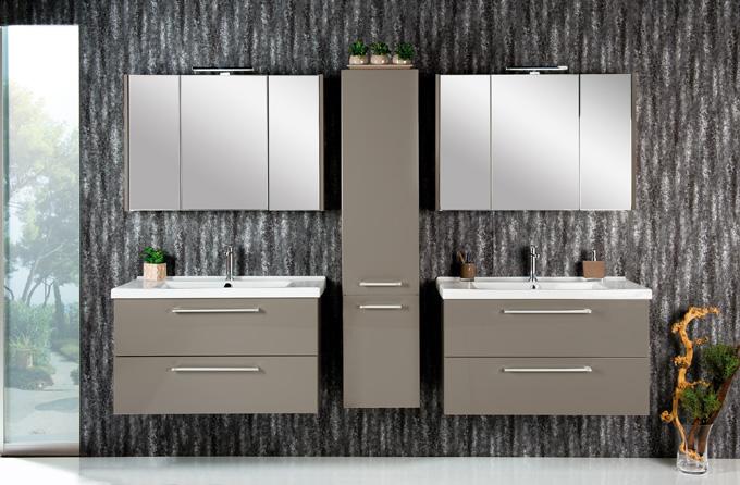 Faire son meuble de salle de bain en beton cellulaire - Fabriquer son meuble de salle de bain ...