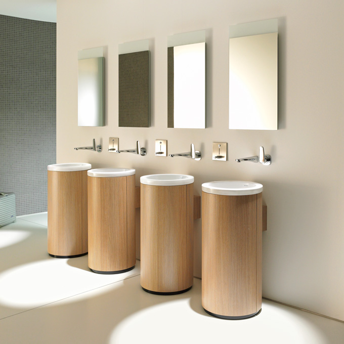 Collection salle de bains design duravit onto d co salle for Salle de bain duravit