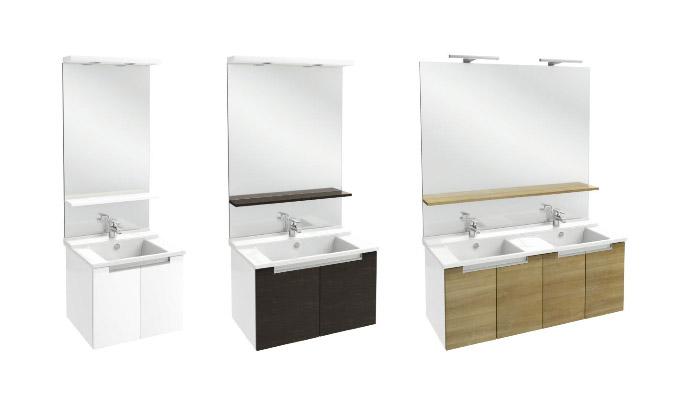 Meubles salle de bains Jacob Delafon Struktura