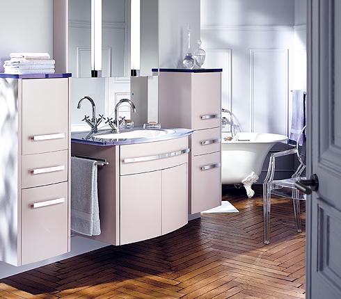 Collection salle de bains Decotec Opera