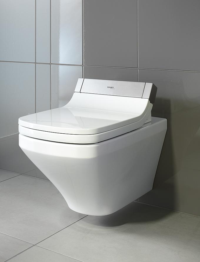 WC : cuvette sans bride SensoWash