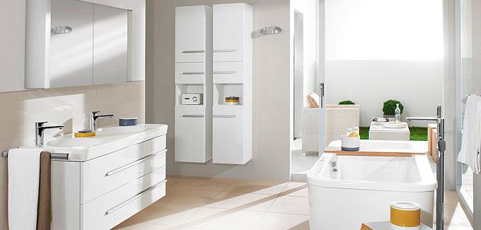 Salle de bains modulable villeroy boch joyce d co salle de bains - Carrelage villeroy et boch salle de bain ...