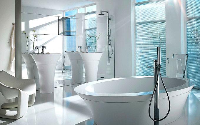 Salle de bains Decotec Arome