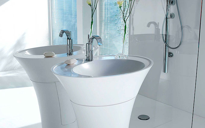 Vasque salle de bains Decotec Arome