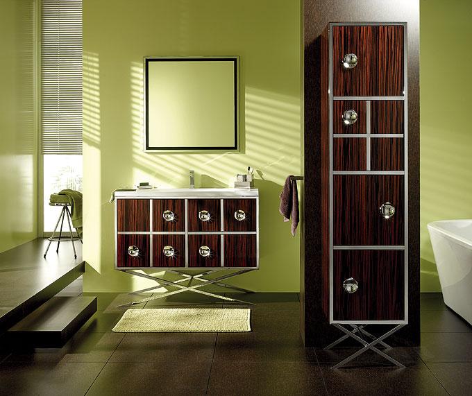 Meubles salle de bains Decotec Couture