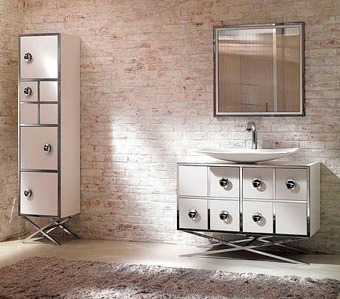Collection salle de bains Decotec Couture
