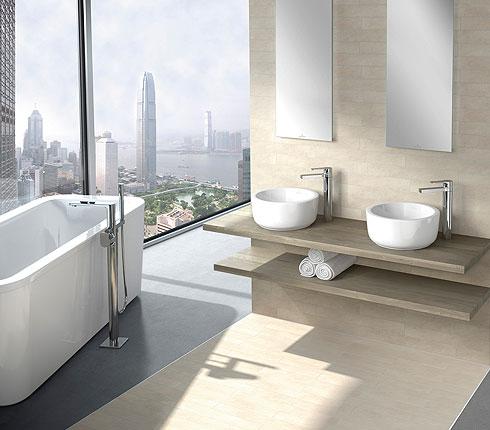 Architectura salle de bains pour professionnel d co for Professionnel salle de bain