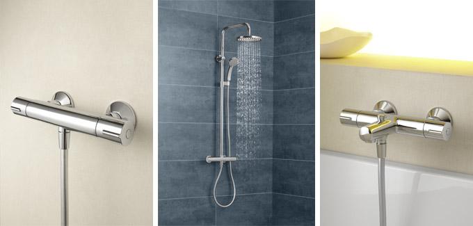 collection july : mitigeurs pour salle de bains | deco salle de bains