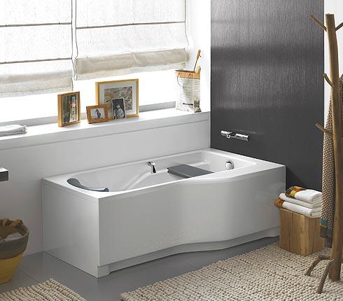 baignoire accessible saga family de allia deco salle de bains. Black Bedroom Furniture Sets. Home Design Ideas