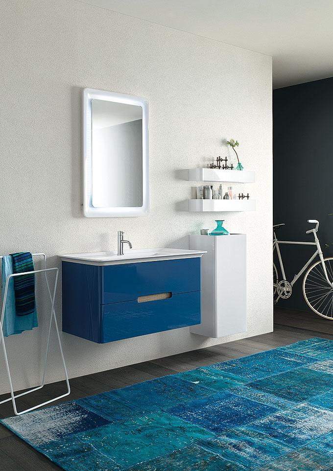 Inda nouvelles collections pour salle de bains deco for Inda salle de bain