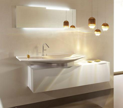 eclairer la salle de bains comment s 39 y prendre deco salle de bains. Black Bedroom Furniture Sets. Home Design Ideas