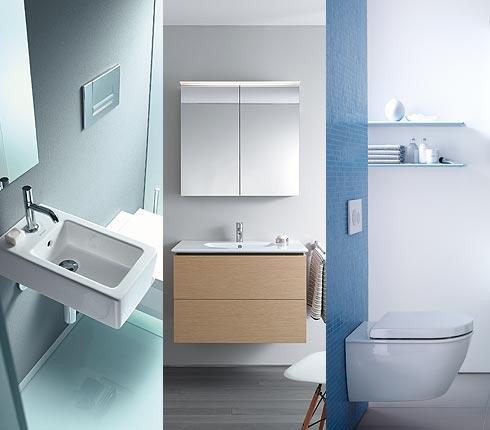 Salle de bains d 39 invit s solutions de duravit deco for Duravit salle de bain
