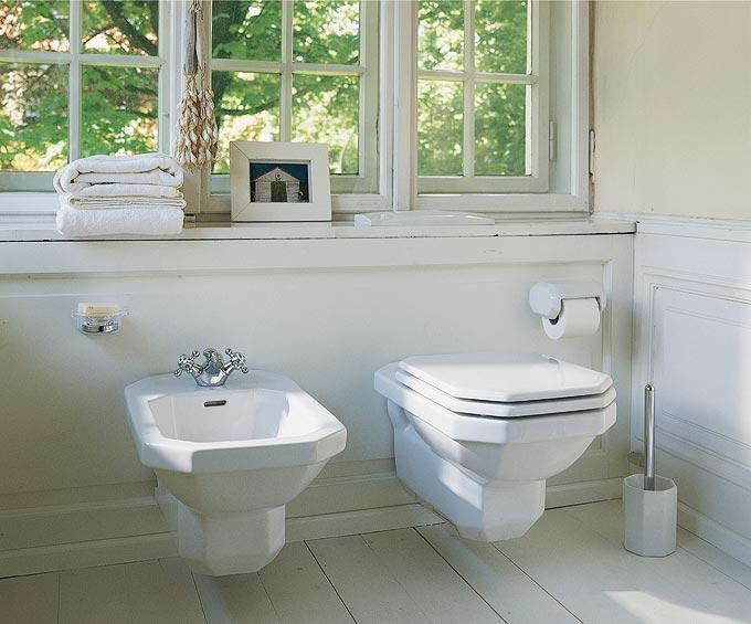Duravit s rie 1930 salle de bains r tro deco salle de for Carrelage 1930