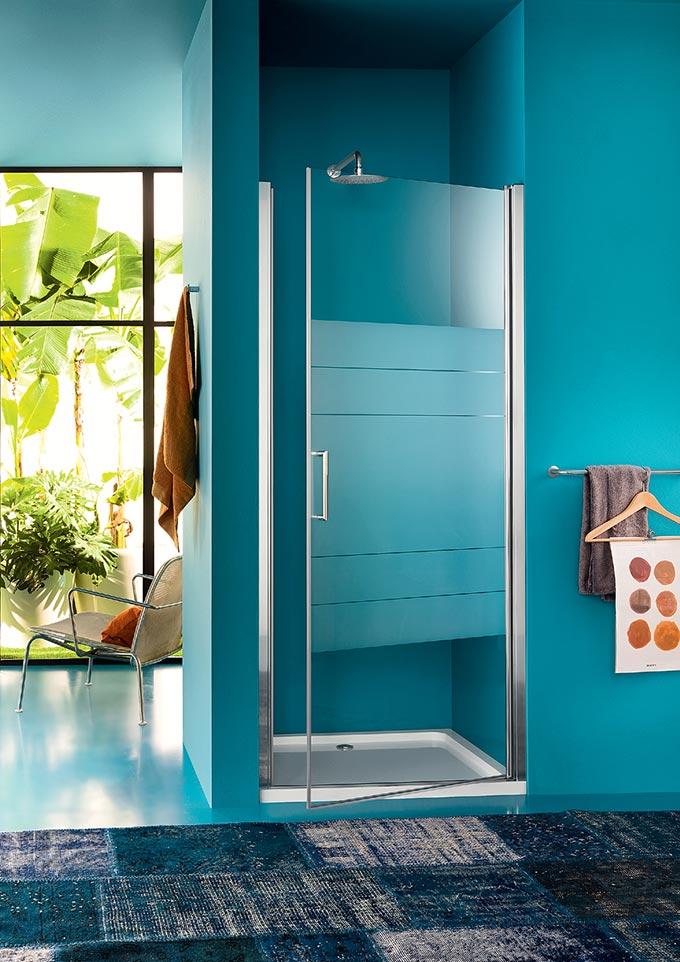 Paroi de douche Claire Design de Inda