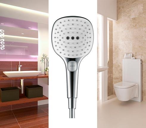 La salle de bains de demain