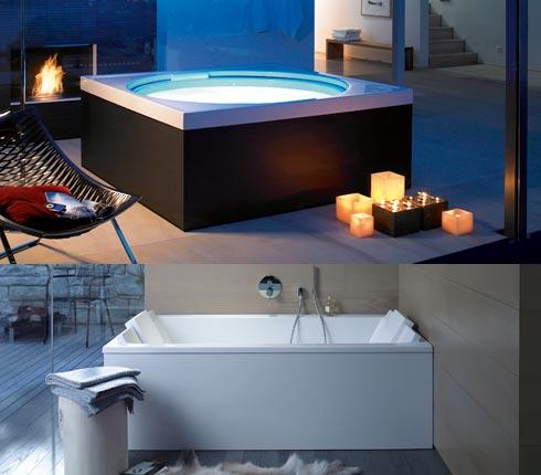 Top 5 baignoires Duravit