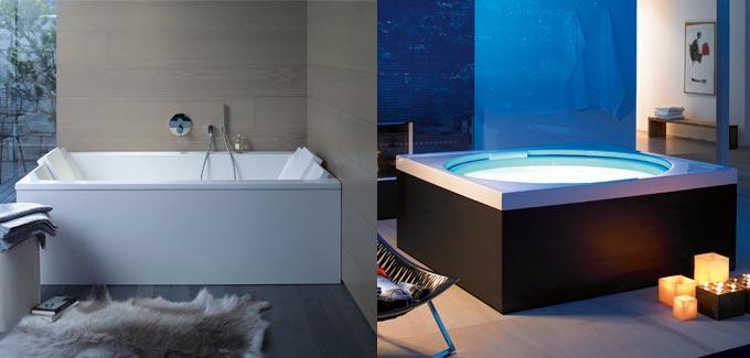 5 baignoires pour se relaxer d co salle de bains. Black Bedroom Furniture Sets. Home Design Ideas