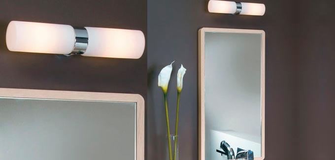 choisir un luminaire pour sa salle de bains d co salle de bains. Black Bedroom Furniture Sets. Home Design Ideas