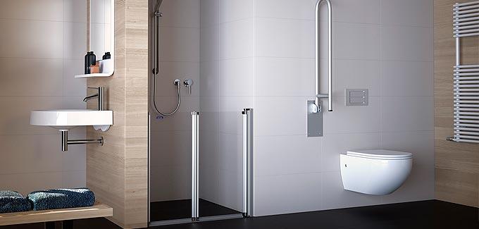 Les quipements de salle de bains pour pmr blog d co for Equipement pour salle de bain