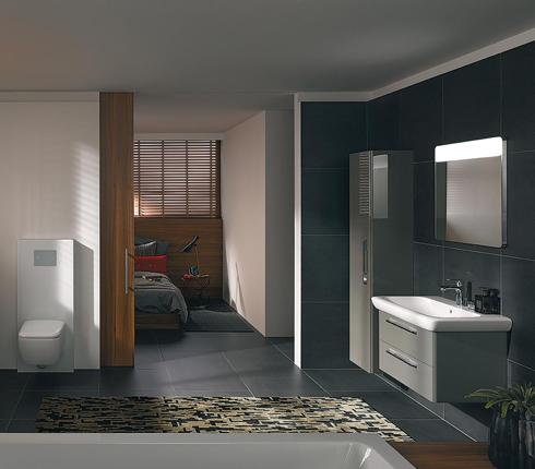 salle de bains sécurisée