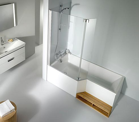 concept innovant de salle de bain
