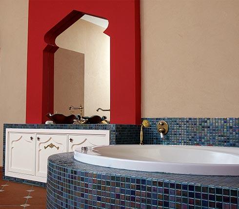 Salle de bain orientale - La magie de l\'Orient | Blog déco salle de ...