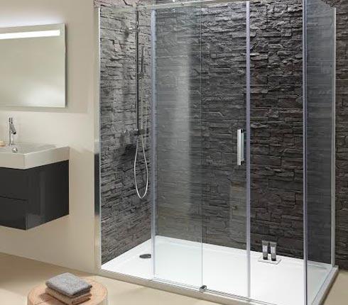 paroi de douche contra de jacob delafon blog d co salle de bains. Black Bedroom Furniture Sets. Home Design Ideas