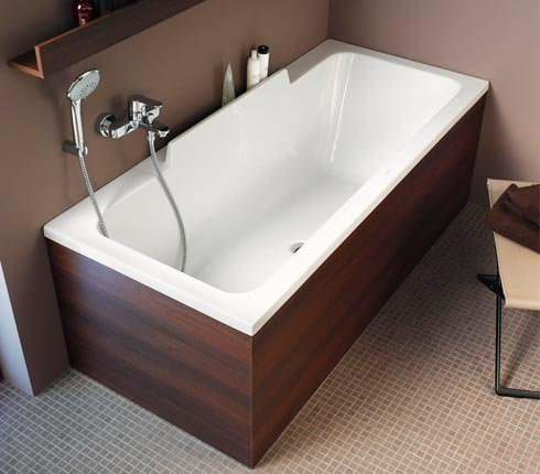 une baignoire esth tique pour sa salle de bain blog d co. Black Bedroom Furniture Sets. Home Design Ideas